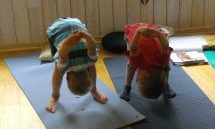 yoga enfants à Tongrinne