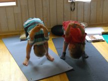 Stage enfant : yoga et méditation