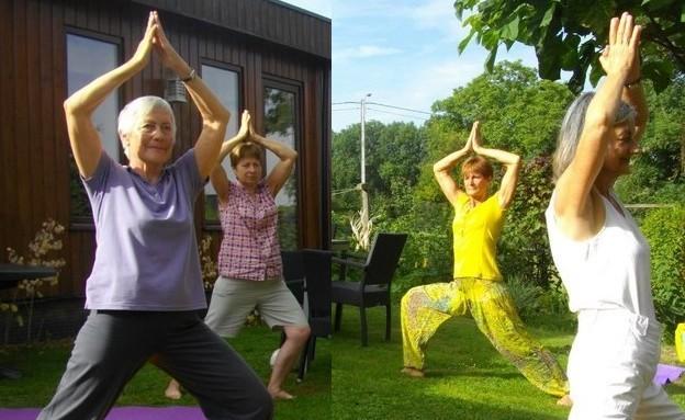 Cours de yoga adulte juillet-août 2018